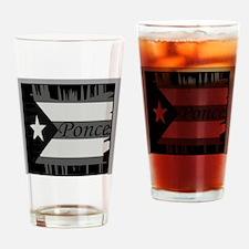 Ponce PR Drinking Glass