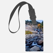 Rocky Mountain National Park Luggage Tag
