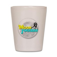 Official Moon Joggers Logo Shot Glass