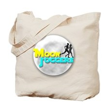 Official Moon Joggers Logo Tote Bag
