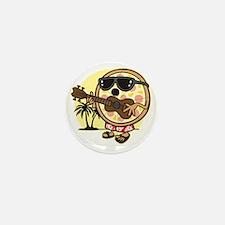 Hawaiian Pizza Mini Button