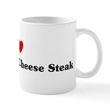 I love Philadelphia Cheese St Mug
