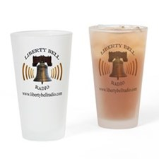 8x8 LBR Logo URL Drinking Glass