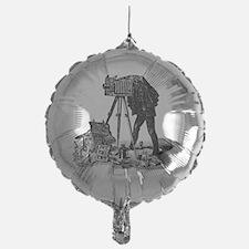 Vintage Photographer Balloon