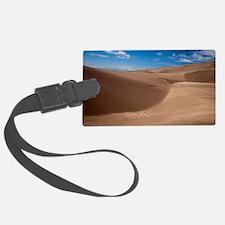 Colorado Sand Dunes Luggage Tag
