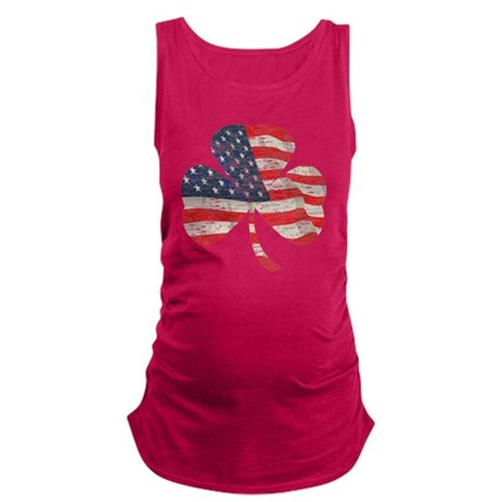 Irish-American Maternity Tank Top