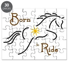Born to Ride Puzzle