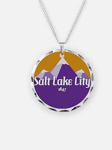 SLC Design Necklace