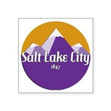 "SLC Design Square Sticker 3"" x 3"""
