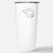 Cello Strings Travel Mug