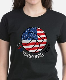 USA Volleyball Team Tee