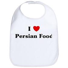 I love Persian Food Bib