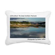 12D-05070 5-flat-cover-t Rectangular Canvas Pillow