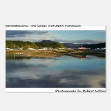 12D-05070 5-flat-cover-ti Postcards (Package of 8)
