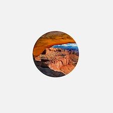 Mesa Arch Mini Button