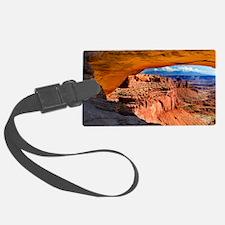 Mesa Arch Luggage Tag