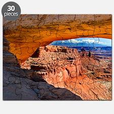 Mesa Arch Puzzle