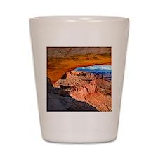 Mesa Arch Shot Glass