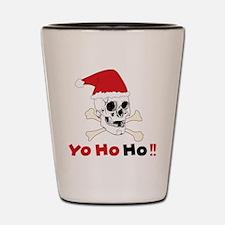 Yo Ho Ho Shot Glass
