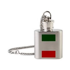 iPHONE 5 - ITALY Flask Necklace