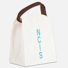 The Agents of NCIS Canvas Lunch Bag