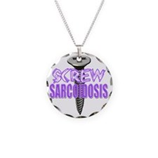 Screw Sarcoidosis Necklace