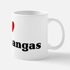 I love Chimichangas Mug