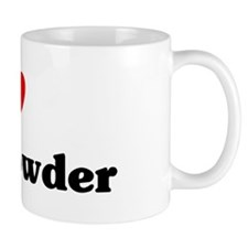 I love Chili Powder Coffee Mug