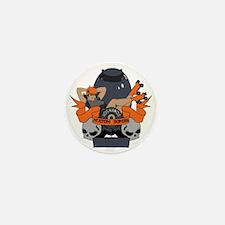 Matom Bombs Logo Mini Button