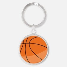 Bring It On Round Keychain