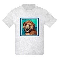 Soft Coated Wheaten Terrier Kids T-Shirt