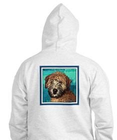 Soft Coated Wheaten Terrier Hoodie