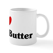 I love Peanut Butter Mug