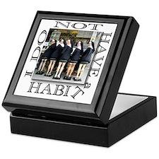 habit1 Keepsake Box