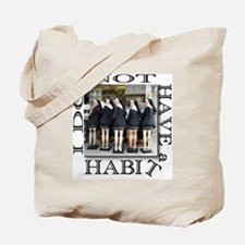 habit1 Tote Bag