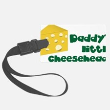 Little Cheesehead Luggage Tag