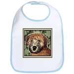 Soft Coated Wheaten Terrier Bib