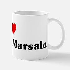 I love Chicken Marsala Mug