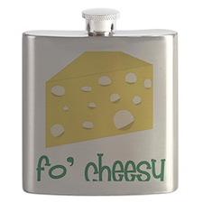 Fo Cheesy Flask