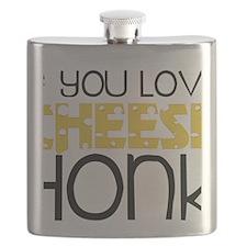 Love Cheese Flask