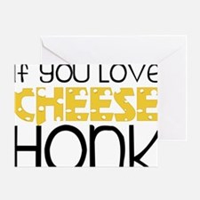 Love Cheese Greeting Card