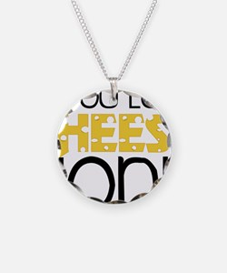Love Cheese Necklace