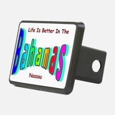 Better In the Bahamas Hitch Cover