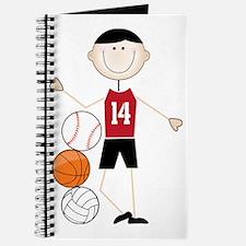 Male Athlete Journal