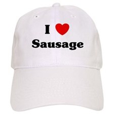 I love Sausage Baseball Cap