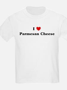I love Parmesan Cheese T-Shirt