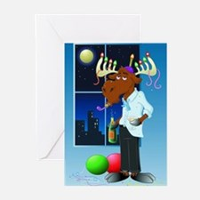 Party Moose - Happy Whatever Cards (6)