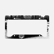 69 Shelby GT License Plate Holder