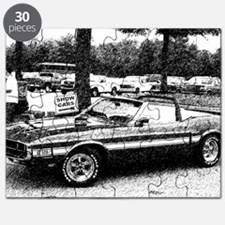 69 Shelby GT Puzzle