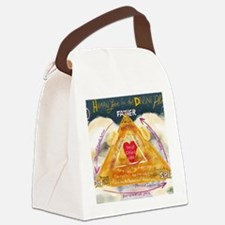 Human Love in the Divine Plan Canvas Lunch Bag
